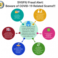 Advisory: COVID-19 Related Scams